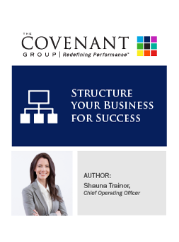 TCG Structure Your Business For Success