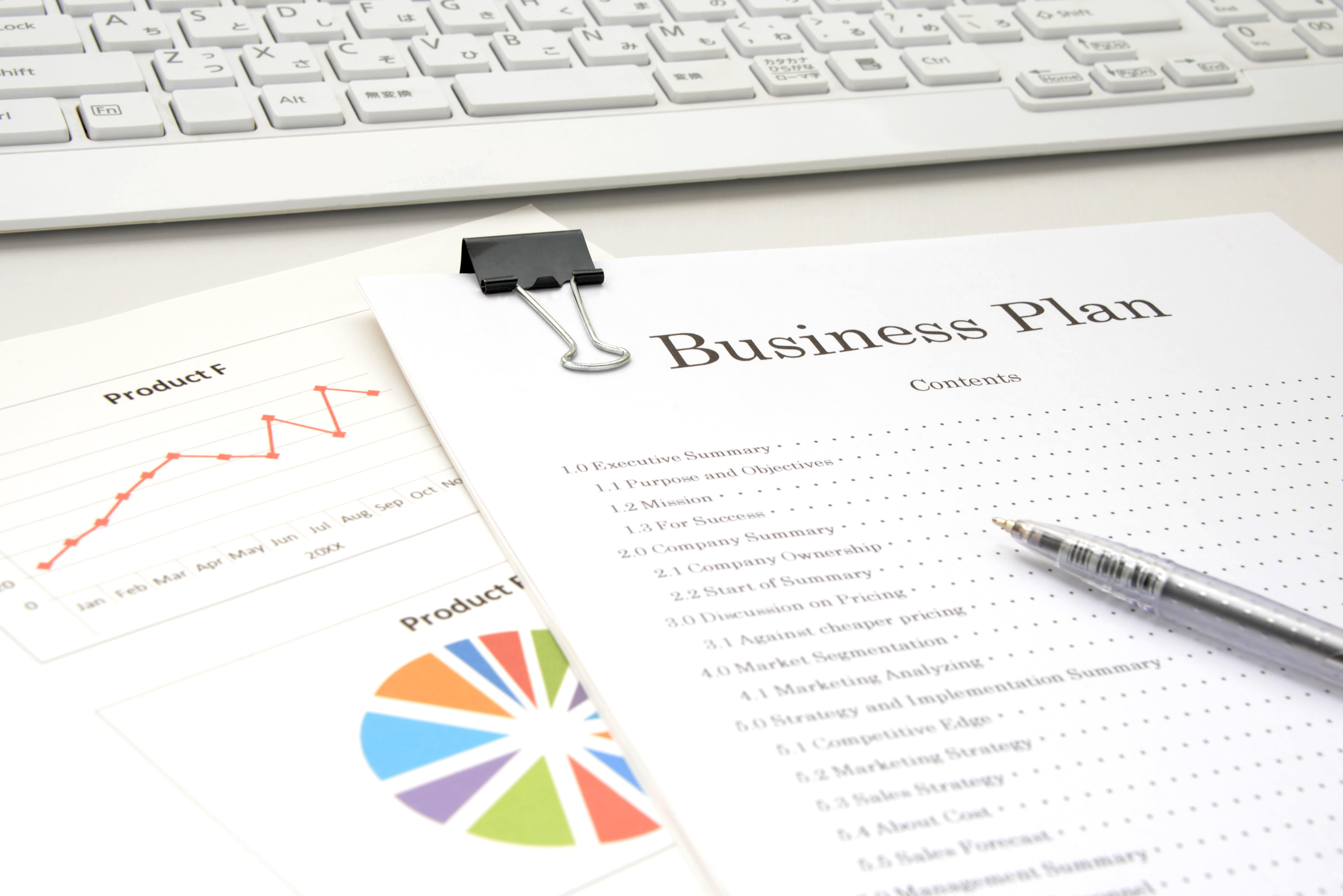 The Starting Point for an Effective Business Plan
